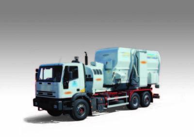 seko samurai5 stazionari greencompost applicazione camion