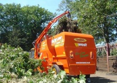 seko samurai5 stazionari greencompost motore diesel