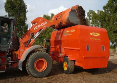 seko samurai5 trainati greencompost