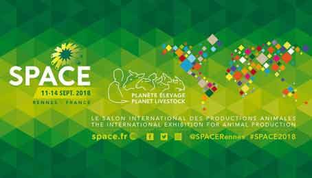 Space Rennes 11-14 settembre 2018