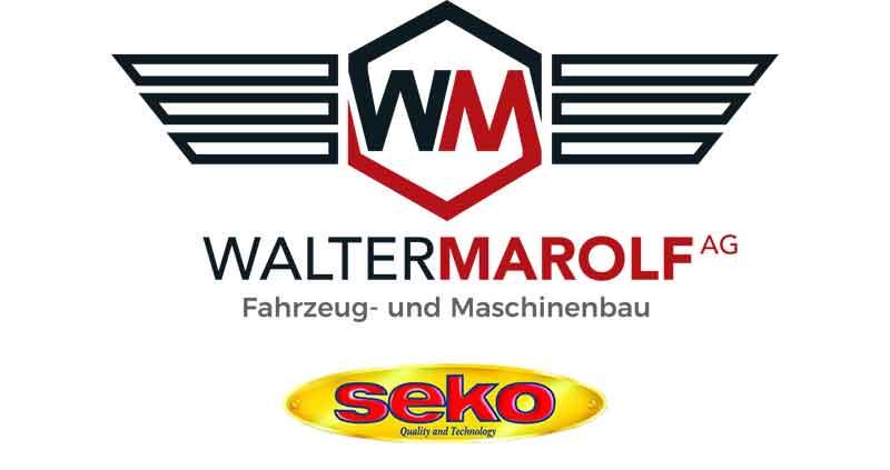 Walter Marolf distributore macchine agricole Seko per la Svizzera