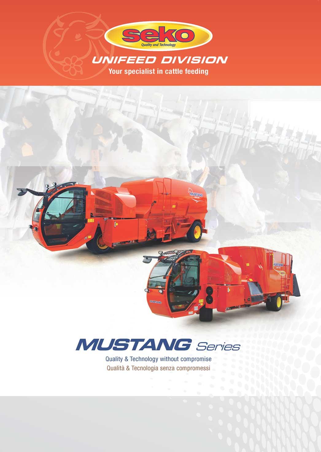 Catalogo Mustang