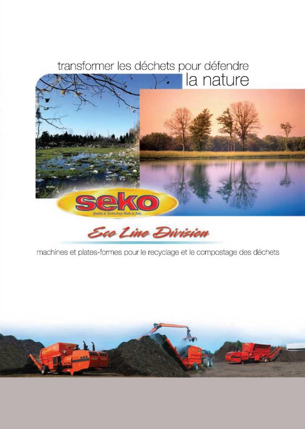 Catalogue Seko Greenline