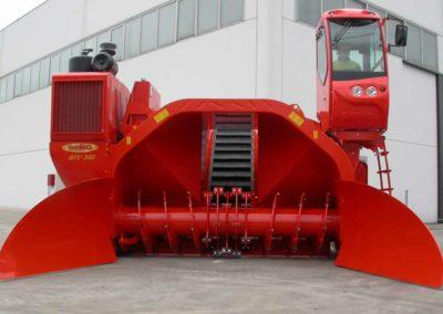 Rivoltatrice compost Seko SCV370