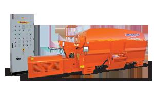 SAMURAI7 ELECTRIC ENGINE MIXING WAGONS