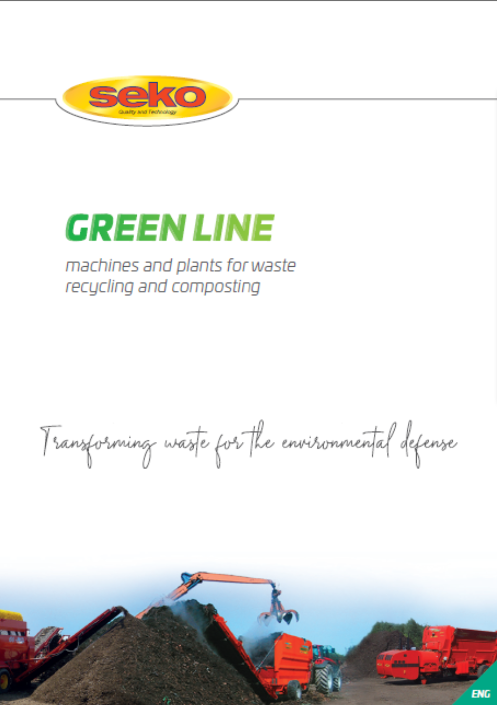 Catalogo Greenline 2020