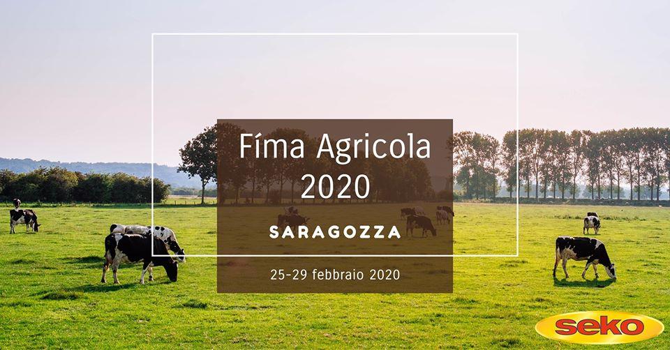 Seko en Espagne à Fíma Agricola 2020