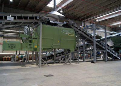 biotrituratore Seko Samurai5 Green & Compost stazionario elettrico 03