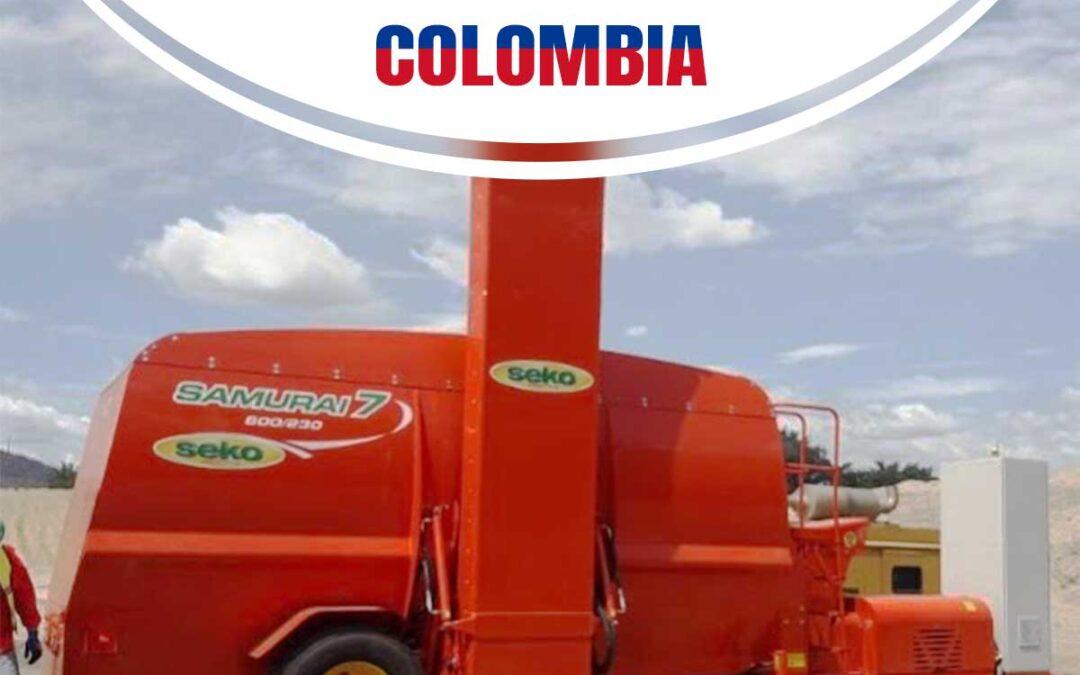 Seko va in Colombia
