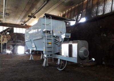 biotroturatore samurai7 elettrico green&compost