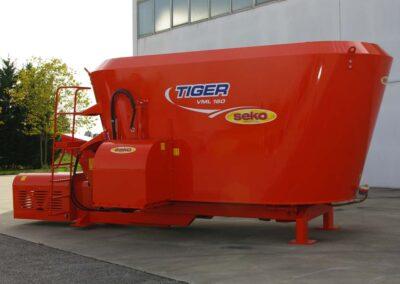 Carro miscelatore stazionario verticale Seko Tiger