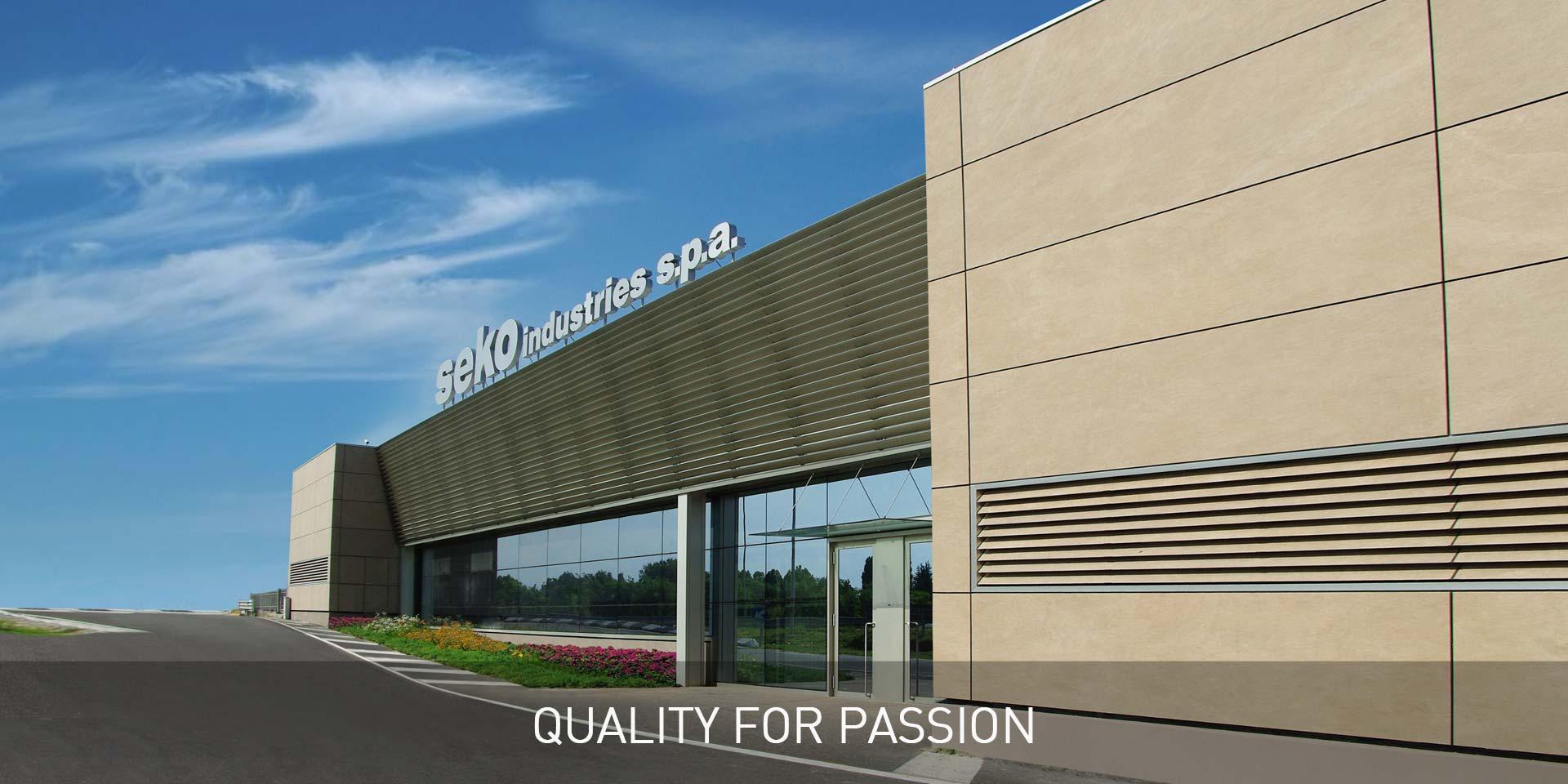 Seko Industries Melangeuses pour l'alimentation zootechnique horizontales – verticales.