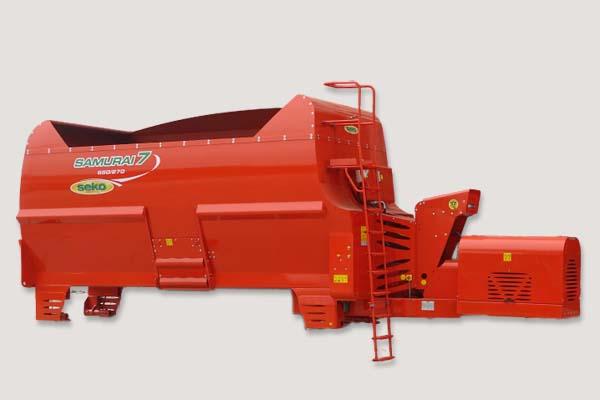 Bio Chopper Mixers Seko Greenline